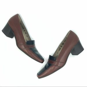 Cole Haan Brown Loafers Sz 8